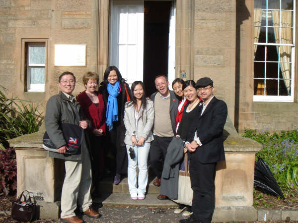 Edinburgh auction organisers