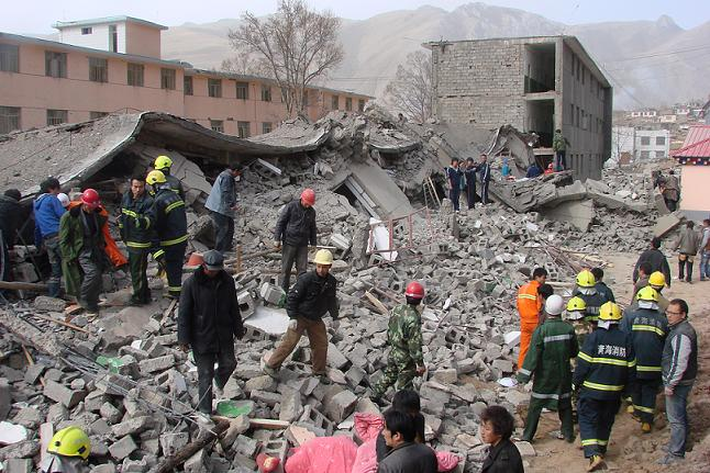 2010-04-14 Yushu Earthquake